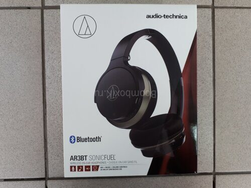 Наушники Audio-Technica AR3BT SONICFUEL