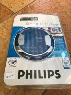CD/MP3 плеер Philips EXP3461/17