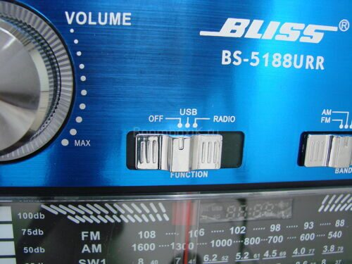 Бумбокс Bliss BS5188