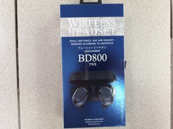 Гарнитура Bluetooth WK BD800