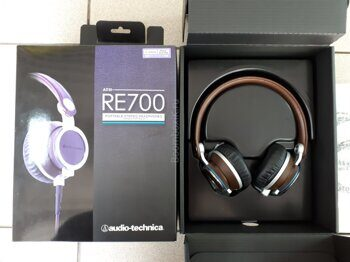 Наушники Audio-Technica ATH-RE700