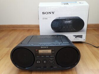 Бумбокс Sony ZS-PS50
