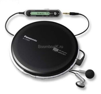CD/MP3 плеер Panasonic SL CT-820